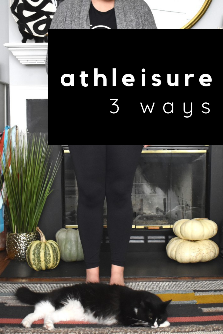 3 versions of athleisure - athleisure alternatives
