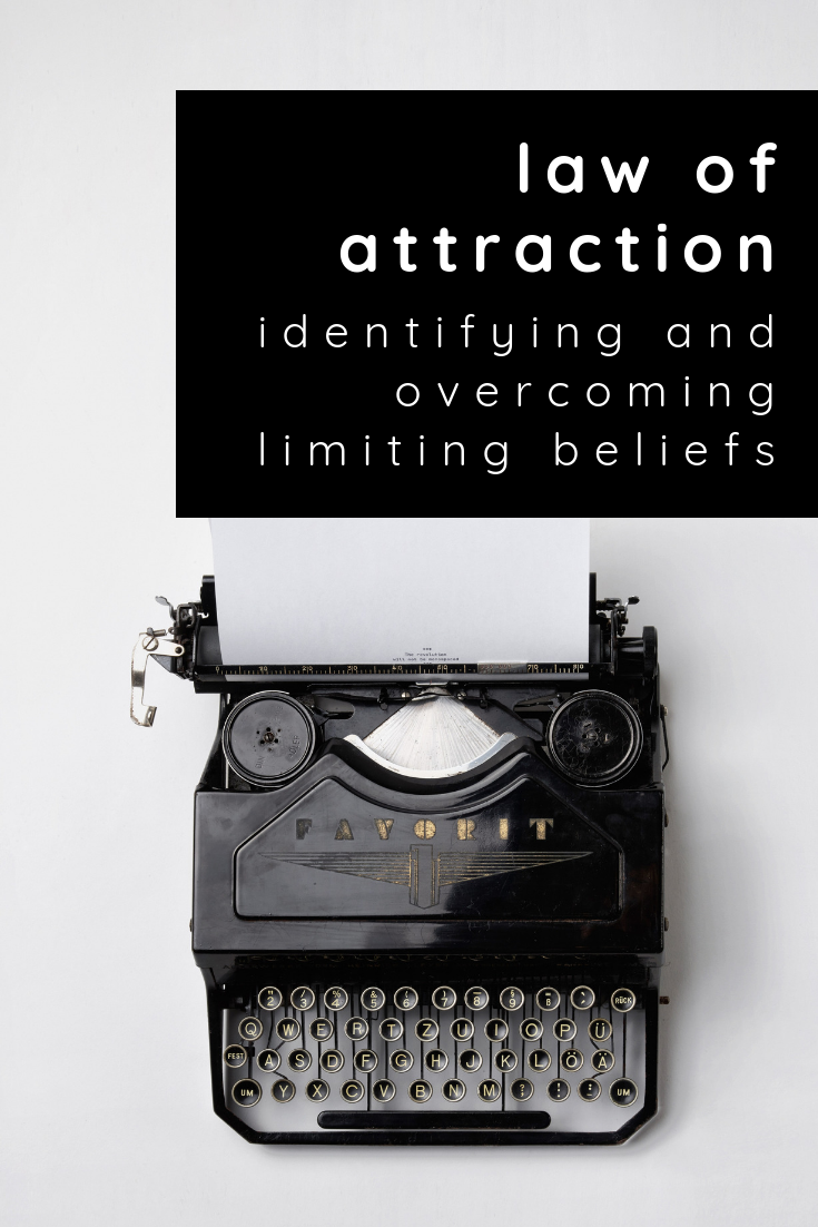 identifying and overcoming limiting beliefs