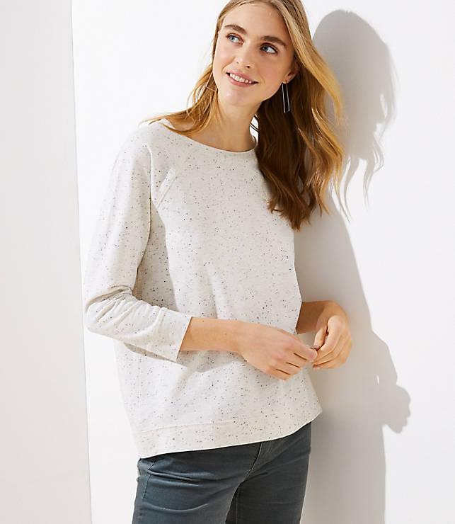 Fleck Sweatshirt