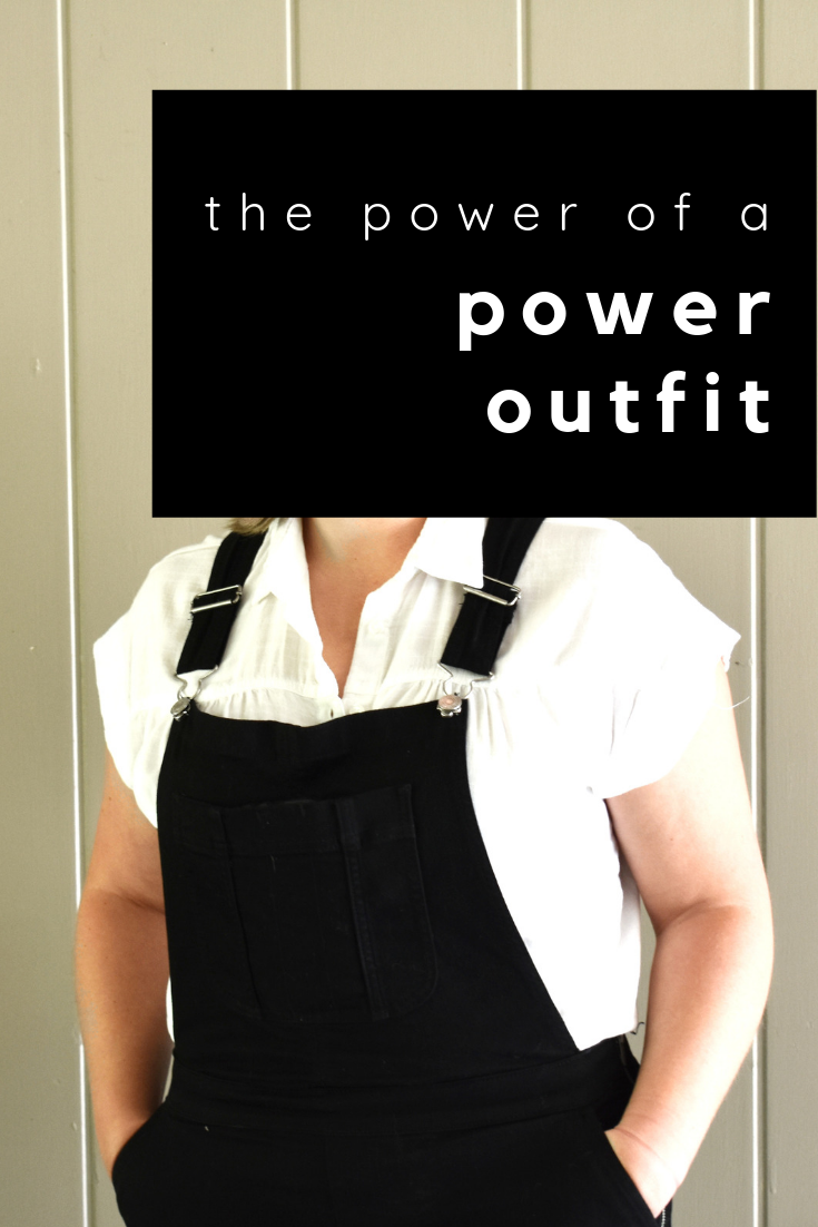 the power of a power outfit