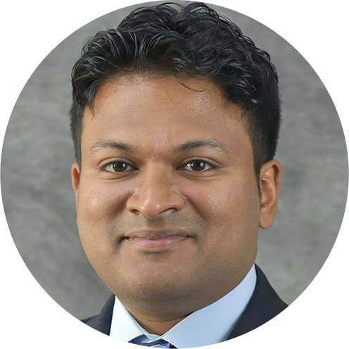 Sonu Varghese, PhD - Director of Research and co-Portfolio ManagerGDR, DCP and S&P Enhanced10+ Years of Quantitative Research