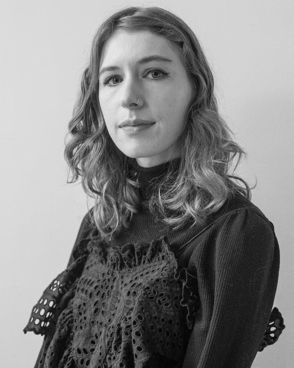 Pratt Institute Graduate  Mila Sullivan