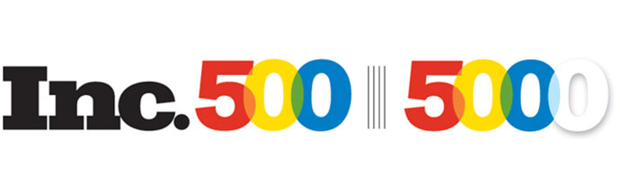 Inc. 500/5000 Fastest Growing Companies in America - 2014 - Company Ranking - 218th