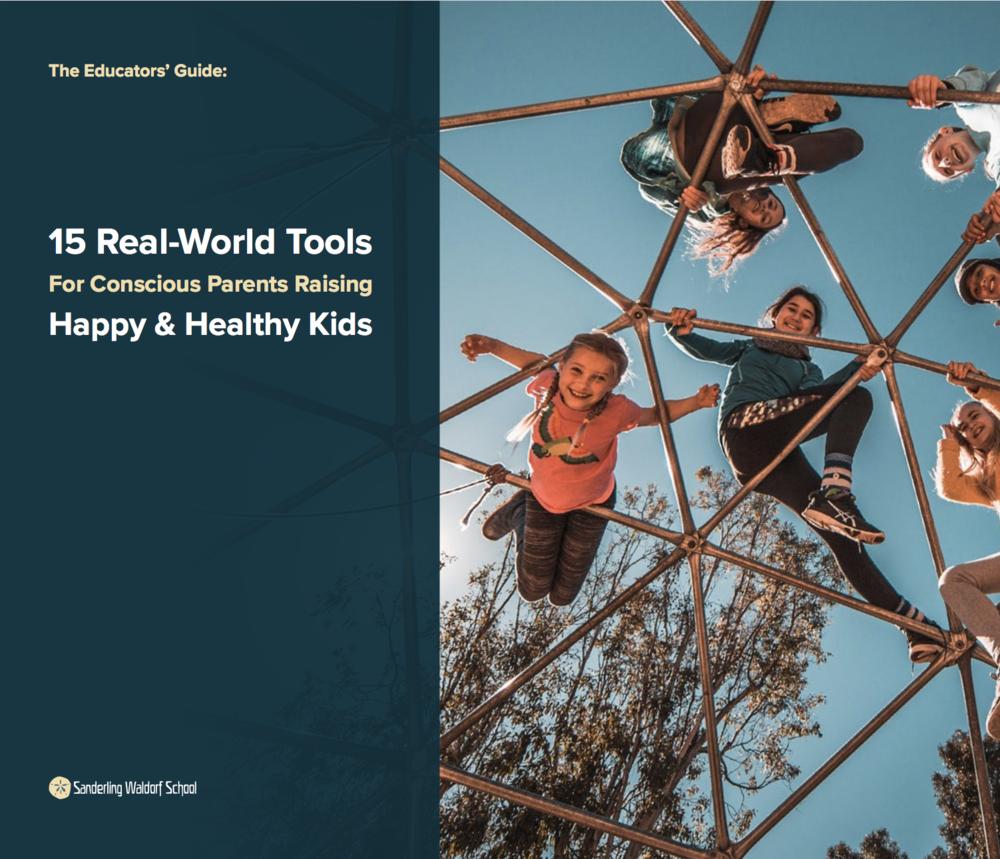 Sanderling-Waldorf-School-Parent-Guide-Raising-Healthy-Happy Kids