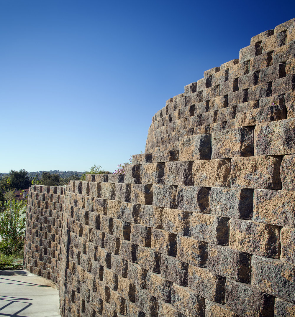 Anchor Keystone - Allan Block, Mesa