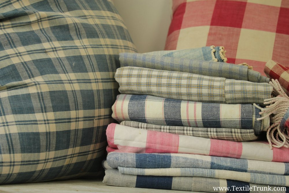 Kelsch Plaid, Vichy Check Fabric