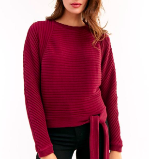 30% off this great sweater