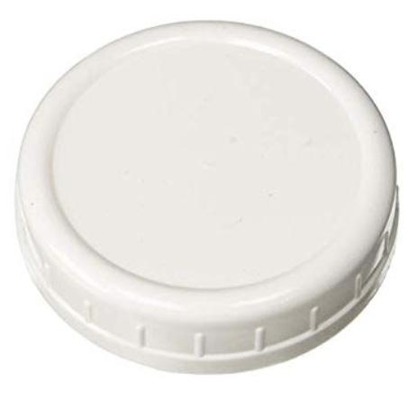 Plastic Ball/Mason Jar Lids
