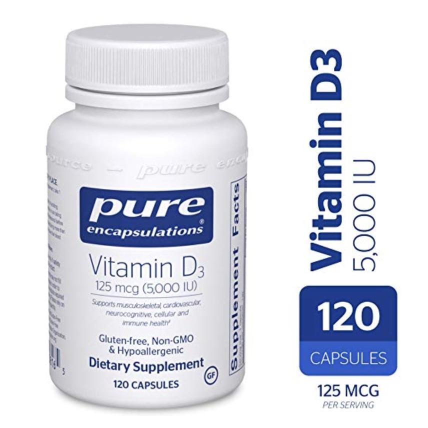 Pure Encapsulations Vitamin D