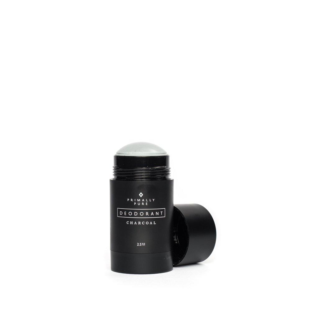 Primally Pure Charcoal Deodorant