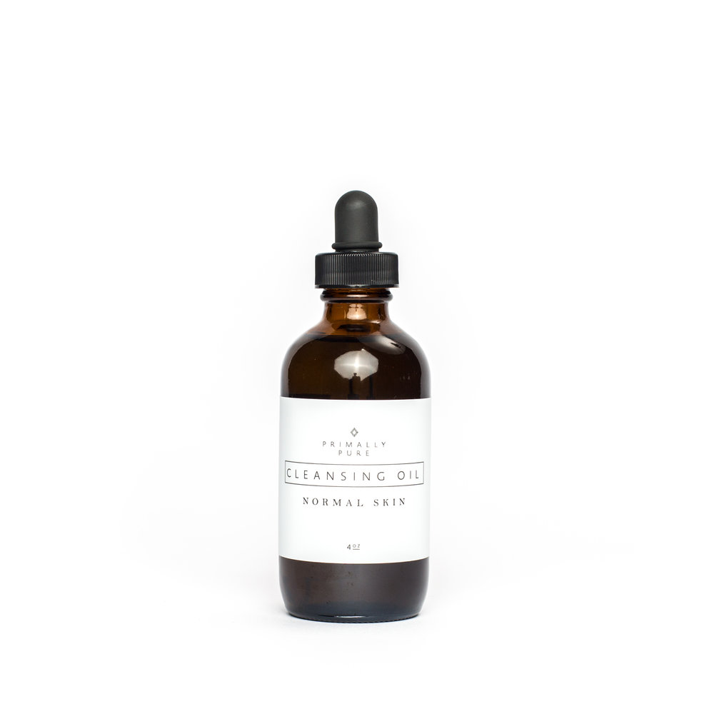 Primally Pure Cleansing Oil