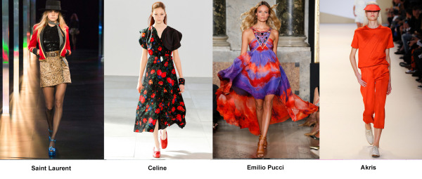 From Spring fashion week 2015