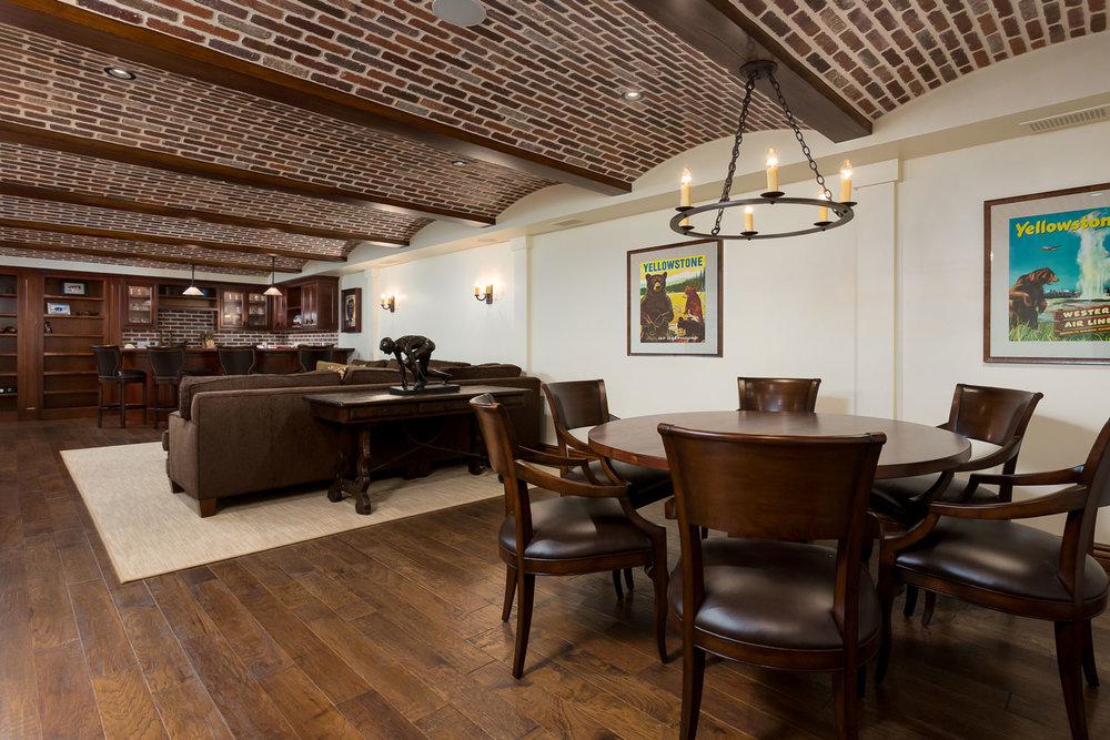 barrel-vaulted-ceiling-brick-basement-mancave.jpg