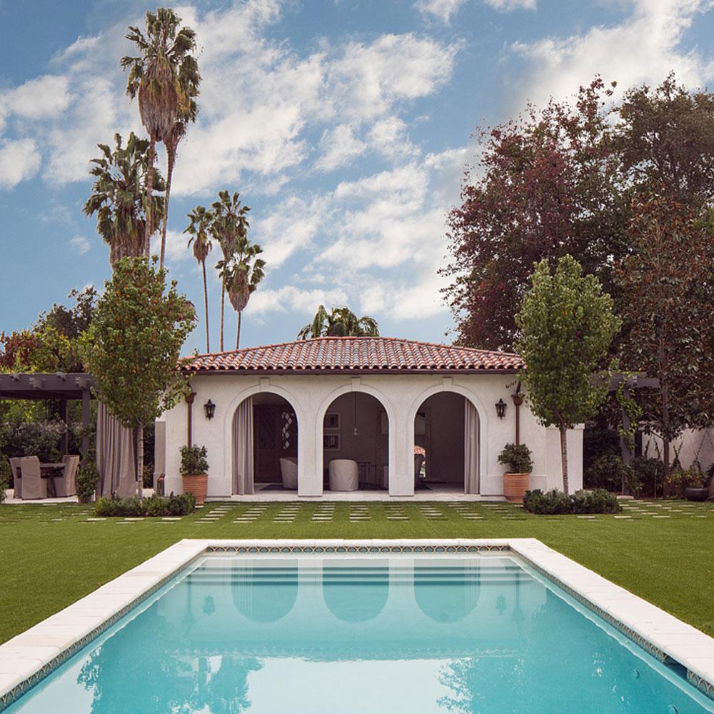 LOMBARDY  Pasadena, California