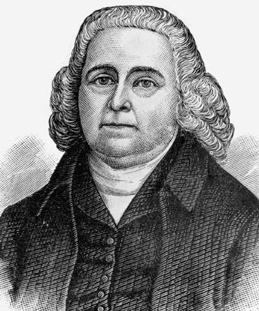 Copy of Isaac Backus (1724-1806)