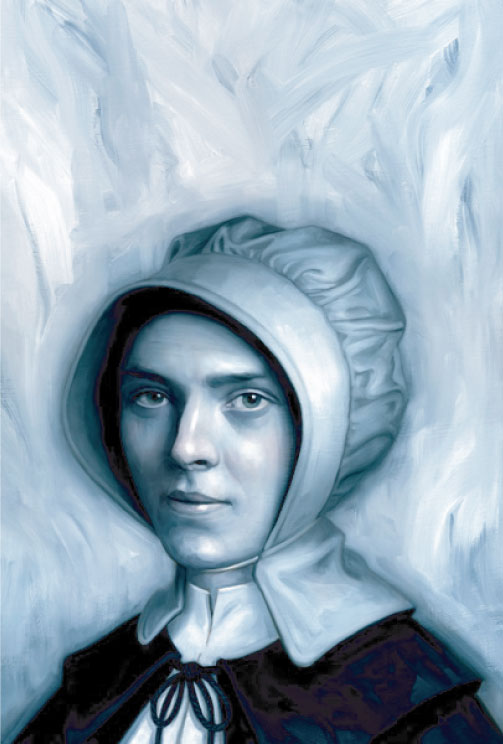 Copy of Anne Bradstreet (1612-1672)