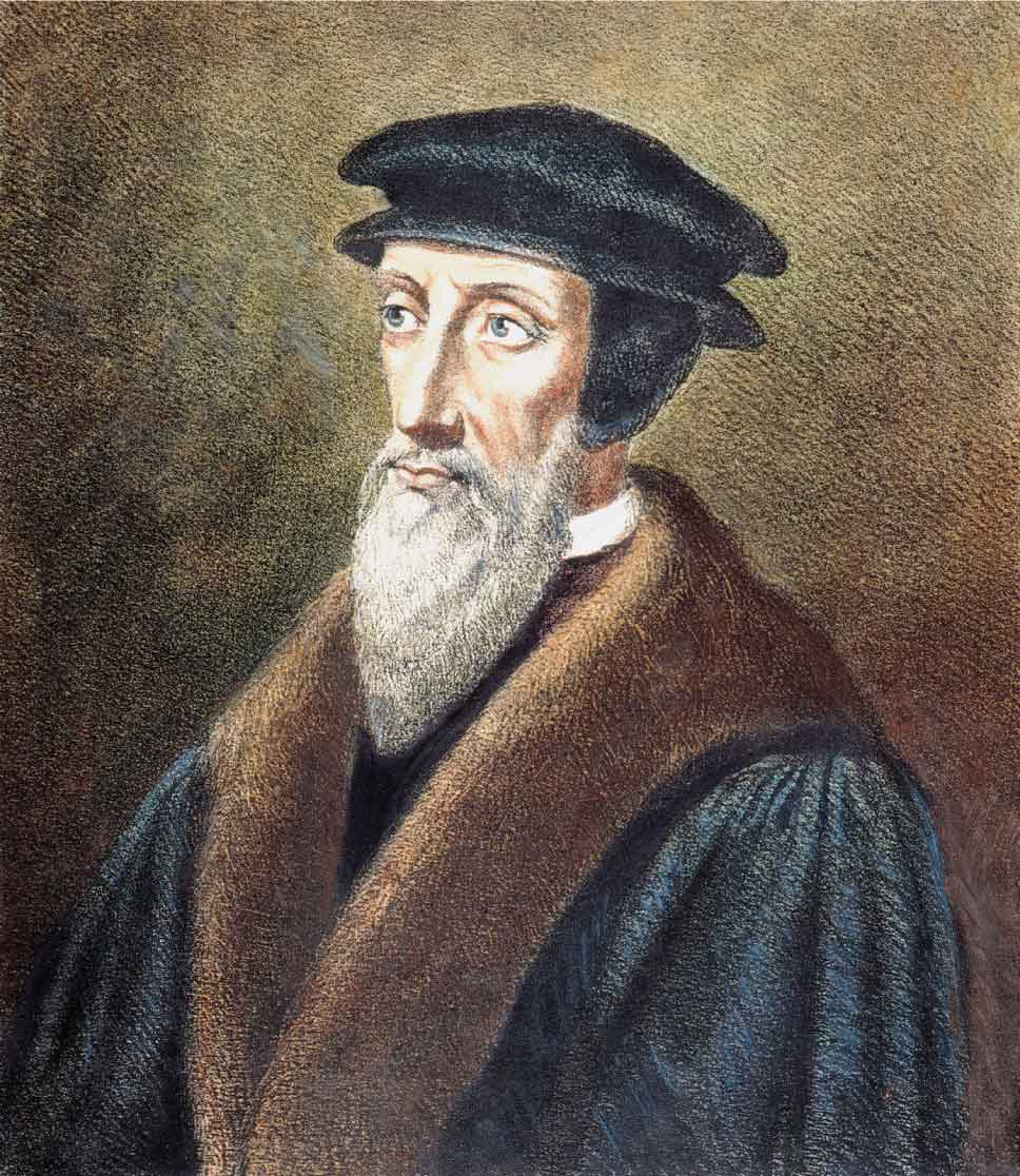 Copy of John Calvin (1509-1564)