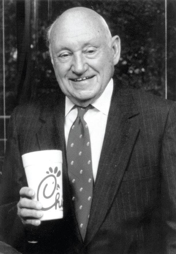 Copy of Truett Cathy (1921-2014)