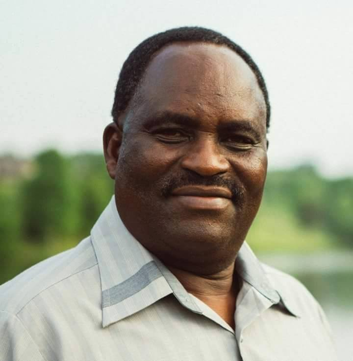 Copy of John Chacha (1955-2015)