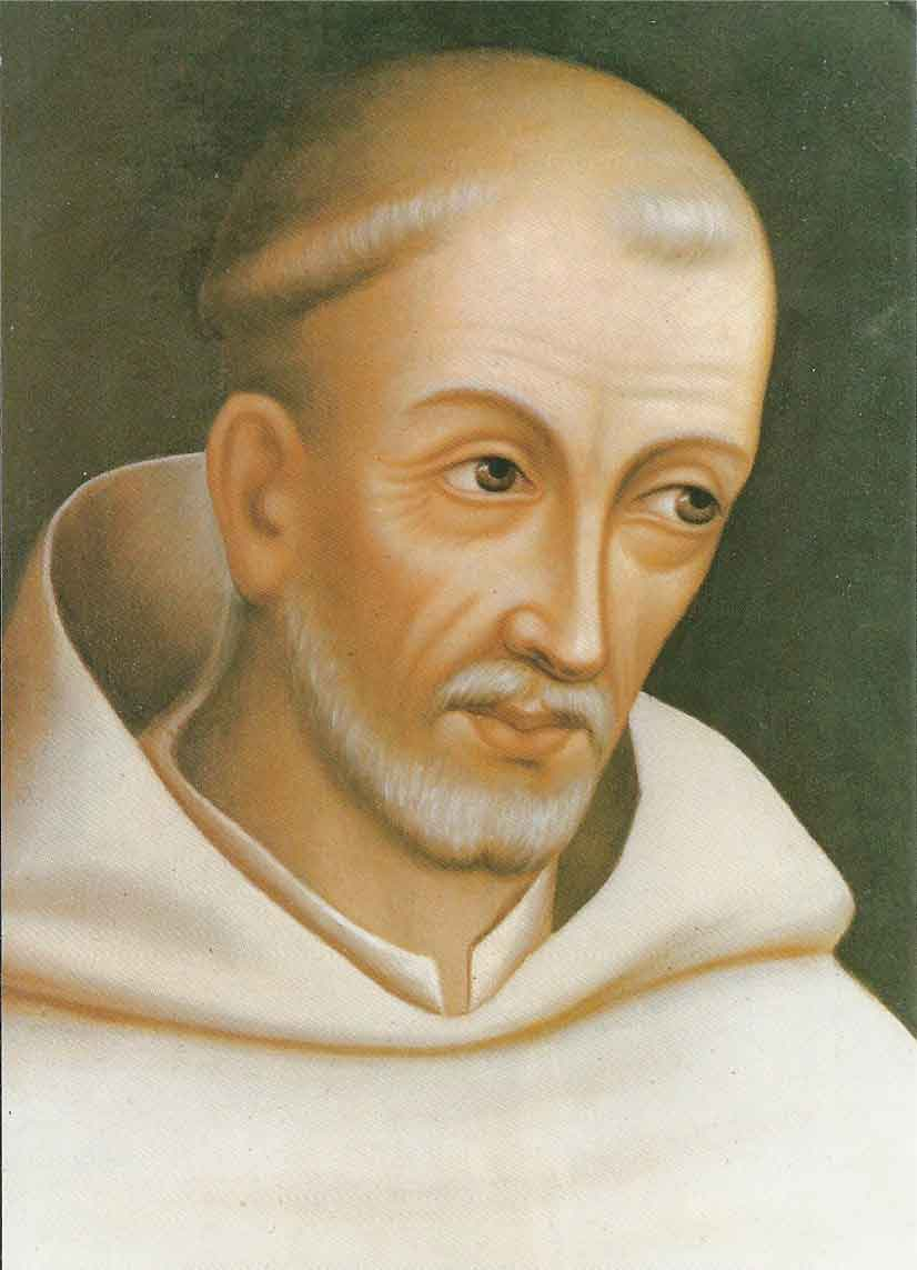 Copy of Bernard of Clairvaux (1090-1153)