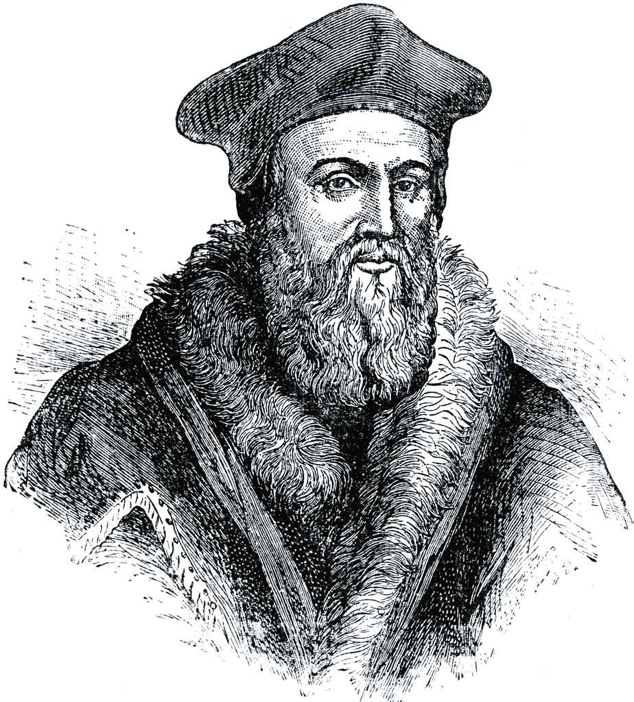 Copy of Thomas Cranmer (1489-1556)