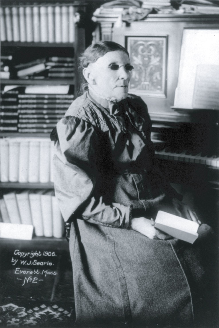 Copy of Fanny Crosby (1820-1915)