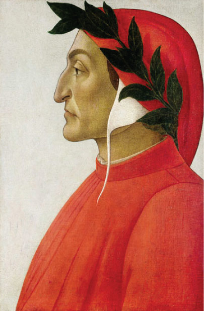 Copy of Dante Alighieri (1265-1321)