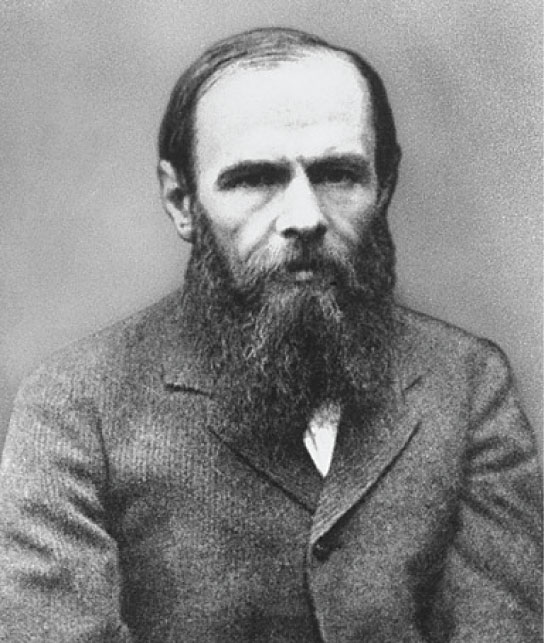 Copy of Fyodor Dostoevsky (1821-1881)