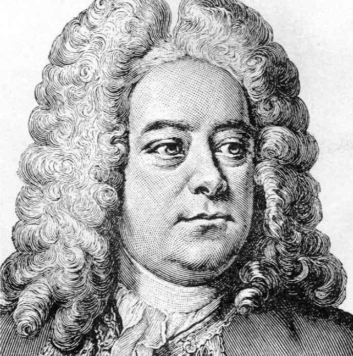 Copy of George Handel (1685-1759)