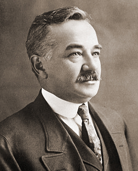 Copy of Milton Hershey (1857-1945)