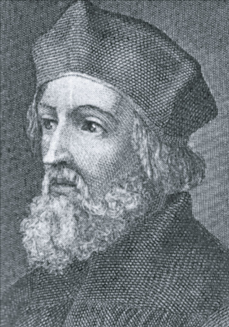 Copy of Jan Hus (1369-1415)