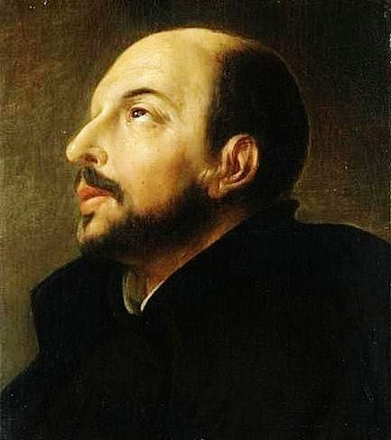 Copy of Ignatius of Loyola (1491-1556)