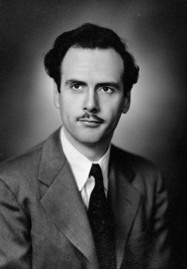 Copy of Marshall McLuhan (1911-1980)