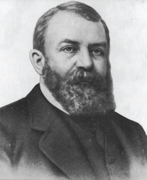 Copy of D.L. Moody (1837-1899)