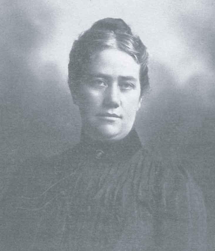 Copy of Phoebe Palmer (1807-1874)