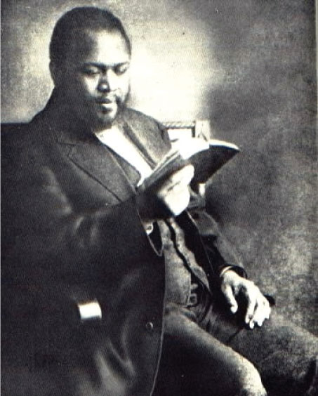 Copy of William Seymour (1870-1922)