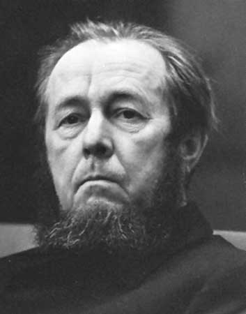 Copy of Aleksandr Solzhenitsyn (1918-2008)