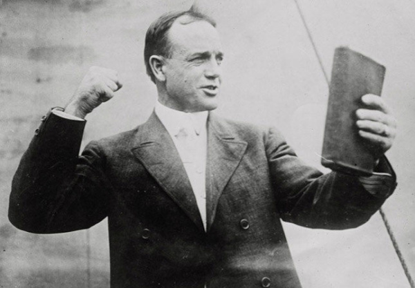 Copy of Billy Sunday (1862-1935)