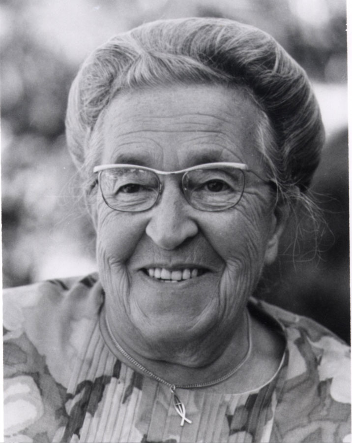 Copy of Corrie ten Boom (1892-1983)