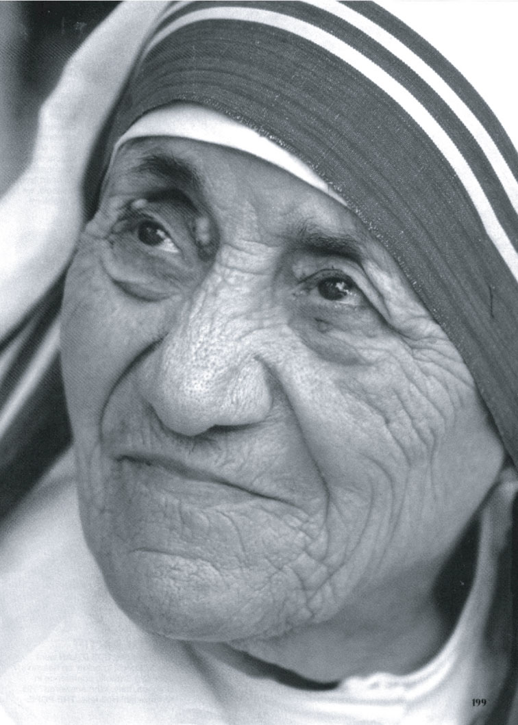 Copy of Mother Teresa (1910-1997)
