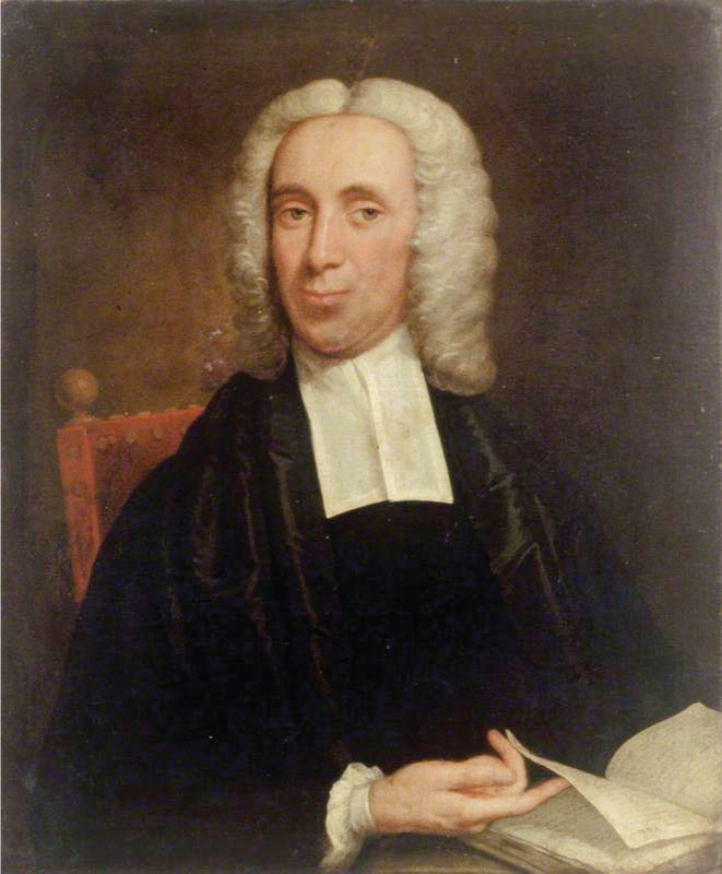 Copy of Isaac Watts (1674-1748)