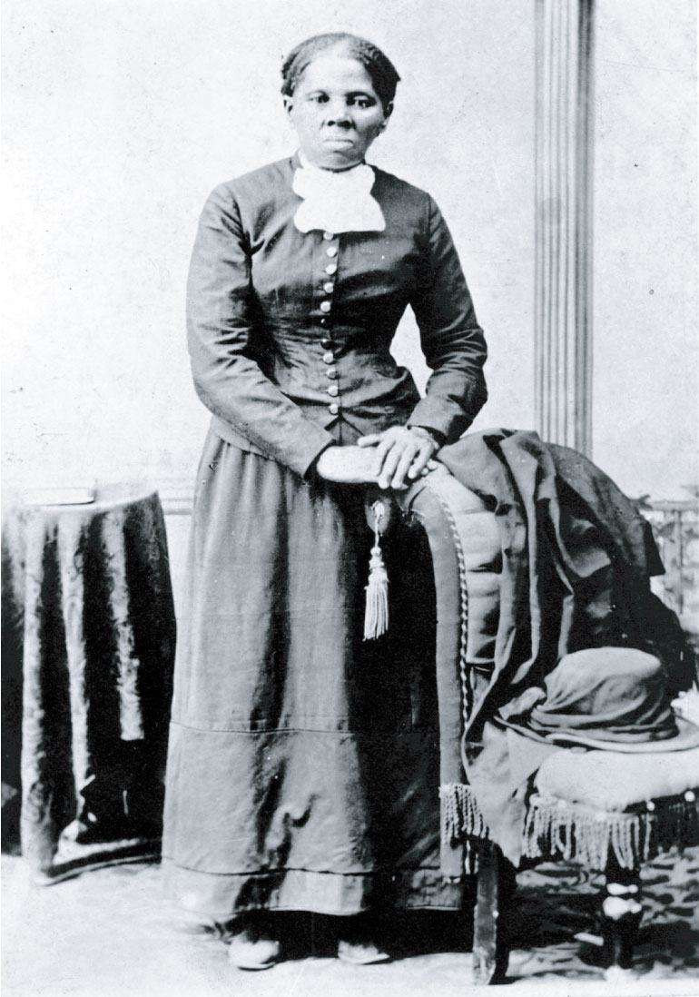 Copy of Harriet Tubman (1820-1913)