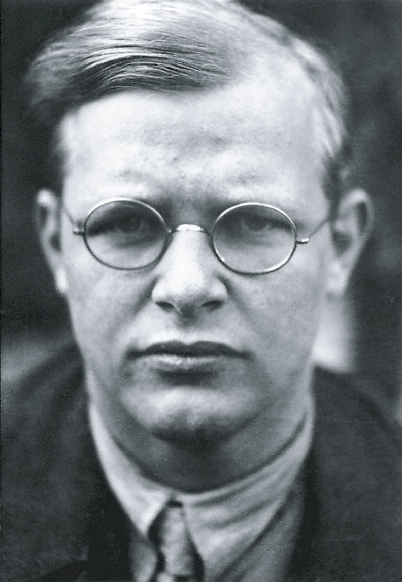 Dietrich Bonhoeffer (1906-1945)