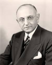 Frank Buchman (1878-1961)