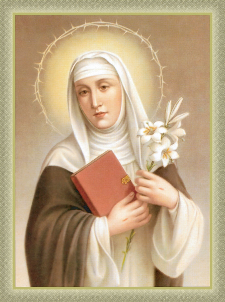 Catherine of Siena (1347-1380)