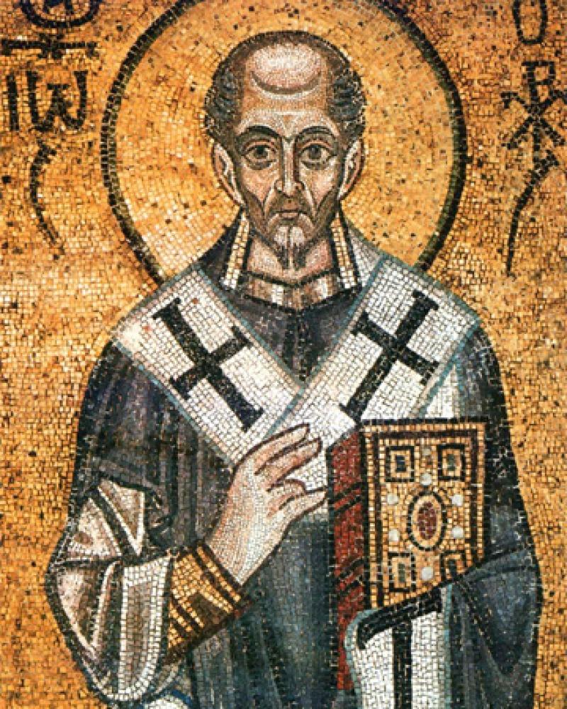 John Chrysostom (349–407)