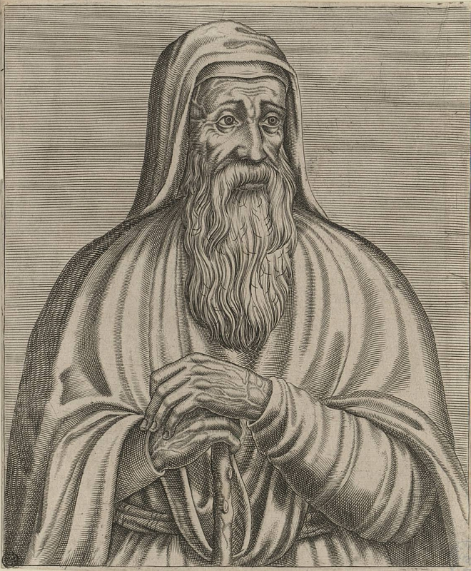 Isidore of Seville (560-636)