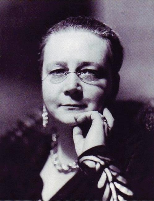 Dorothy L. Sayers (1893-1957)
