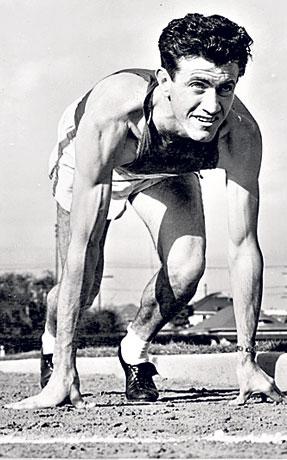 Louis Zamperini (1917-2014)