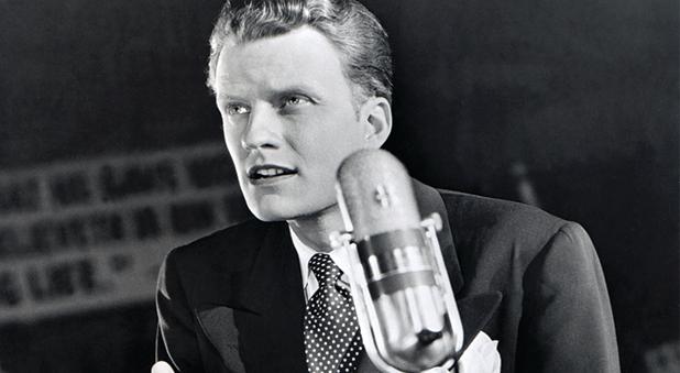 Billy Graham (1918-2018)